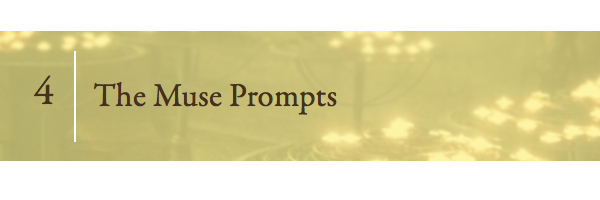 the muse prompts