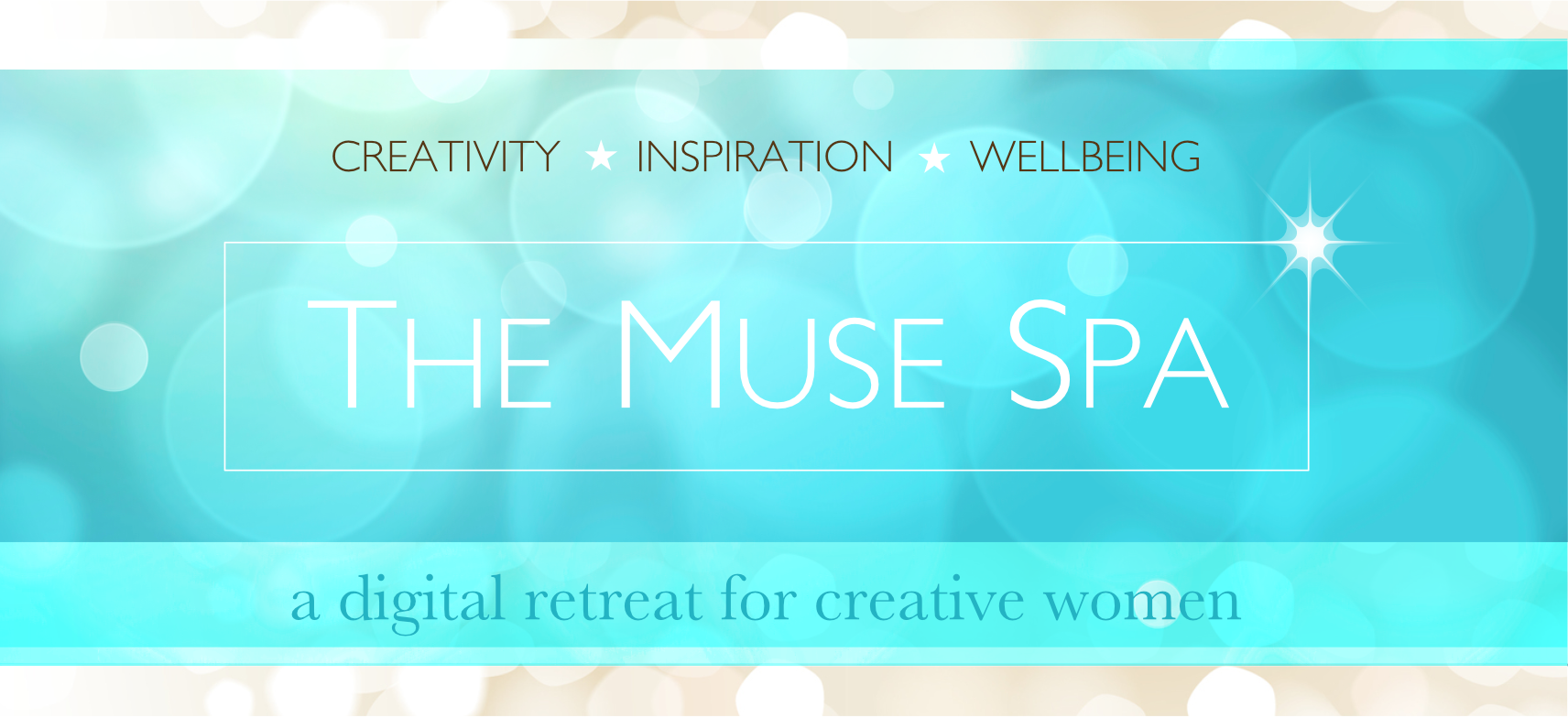 the muse spa digital retreat for creative women banner image