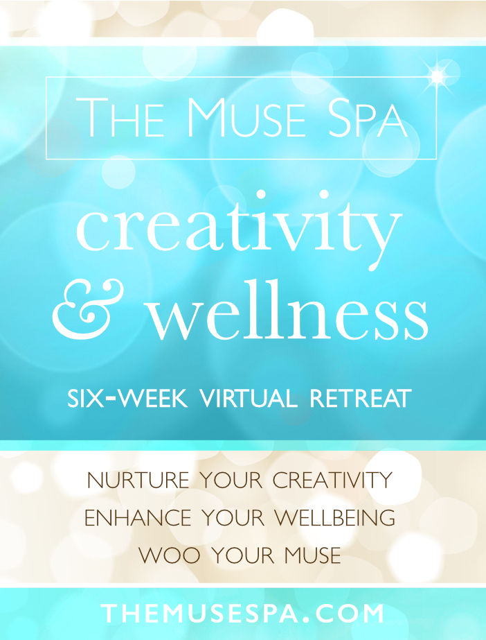 Muse Spa Creativity Wellness Virtual Retreat danielle raine